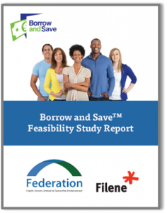 Borrow and Save cover